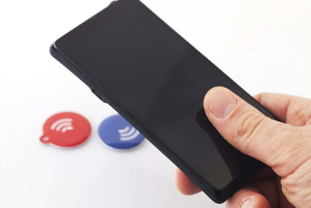 Nfc Tags with phone