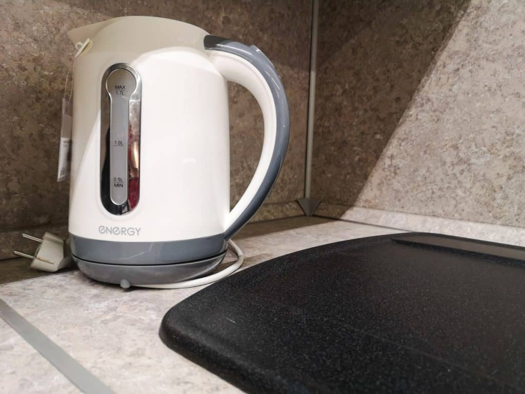 Powerful electric kettles